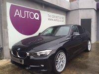 2012 BMW 3 SERIES 2.0 320D SPORT 4d 184 BHP SAT NAV £14795.00
