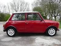 1989 AUSTIN MINI 1.0 RACING FLAME/RACING GREEN/CHECKMATE 2d 40 BHP £4995.00