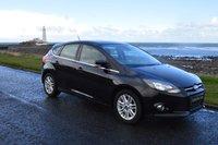 2013 FORD FOCUS 1.6 TITANIUM 5d 148 BHP £8699.00