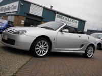 2004 MG TF 1.8 SUNSTORM 2d 135 BHP £1995.00