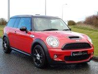 2008 MINI CLUBMAN 1.6 COOPER S 5d 172 BHP £6990.00
