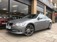 2012 BMW 3 SERIES 2.0 318i SE 2dr [PRO NAV + LEATHER + F/R PDC + XENONS] £12695.00