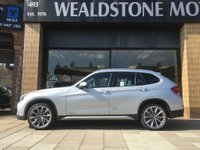2012 BMW X1 HUGE SPEC £9K'S WORTH OF EXTRAS [PRO NAV + VISIBILITY PK + 19