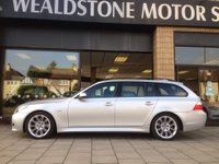 2009 BMW 5 SERIES 2.0TD 520d M Sport Business Edition Touring 5dr £12445.00