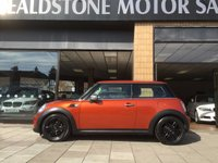 2013 MINI HATCH ONE 1.6 One 3dr  £9695.00