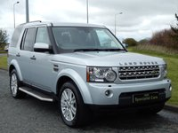 2009 LAND ROVER DISCOVERY 3.0 4 TDV6 HSE 5d AUTO 245 BHP £19990.00