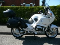 2002 BMW R SERIES R 1150 RT  £3495.00