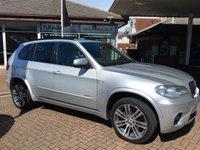 2011 BMW X5 X DRIVE 30D M SPORT AUTO 241 BHP 7 Seats £20995.00