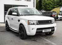 USED 2010 A LAND ROVER RANGE ROVER SPORT 3.0 TDV6 HSE  KAHN EDTION  5d 245 BHP