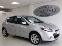 2011 RENAULT CLIO 1.1 GT LINE TOMTOM TCE 3d 100 BHP £5795.00