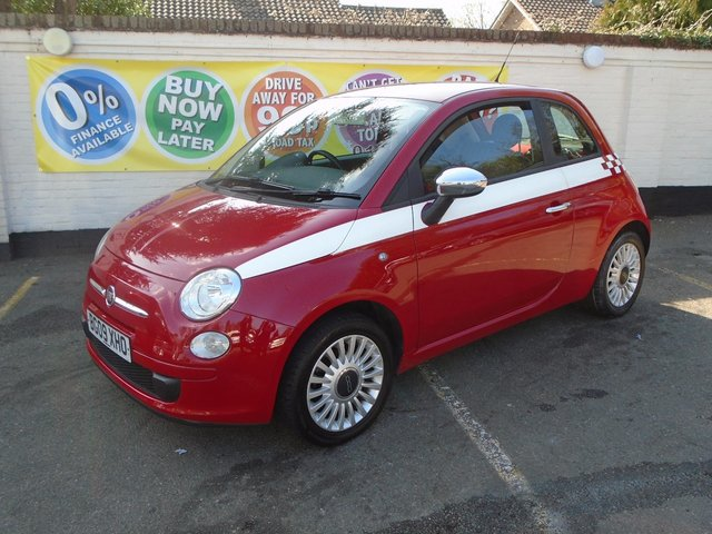 2009 09 FIAT 500 1.2 POP 3d 69 BHP SORRY NOW SOLD