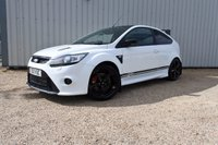 2010 FORD FOCUS 2.5 RS 3d 300 BHP £19995.00