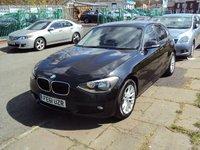 2011 BMW 1 SERIES 2.0 118D SE 5d 141 BHP LATEST SHAPE £7190.00