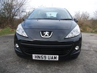 USED 2009 59 PEUGEOT 207 1.4 VERVE 5d 73 BHP            ** PART EXCHANGE WELCOME **