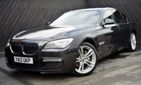 2013 BMW 7 SERIES 730d M-SPORT SALOON AUTO 255 BHP £26490.00