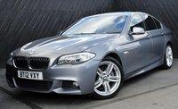 2012 BMW 5 SERIES 520d M-SPORT SALOON AUTO 181 BHP £16890.00