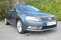 2012 VOLKSWAGEN PASSAT 2.0 SE TDI BLUEMOTION TECHNOLOGY ESTATE 5d 140 BHP £7950.00