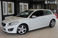 2012 VOLVO C30 2.0 R-DESIGN 3d 143 BHP £8970.00