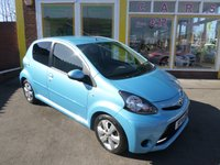 USED 2014 14 TOYOTA AYGO 1.0 VVT-I MOVE WITH STYLE 5d 68 BHP ***TEST DRIVE TODAY***