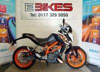 2015 KTM DUKE 390 DUKE 14  £3295.00