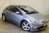 2009 HONDA CIVIC 2.2 I-CTDI TYPE-S GT 3d 139 BHP £6500.00