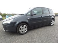 2007 FORD C-MAX 1.6 STYLE 5d 100 BHP £3000.00