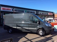 2015 FORD TRANSIT 2.2 350 LWB CANCELLED ORDER 200 MILES FROM NEW  £16995.00
