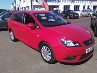 2013 SEAT IBIZA 1.6 CR TDI SE 5d 104 BHP £6590.00