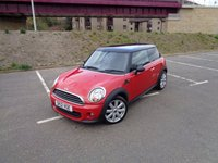 2012 MINI HATCH ONE 1.6 ONE 3d 98 BHP £6995.00