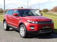 2011 LAND ROVER RANGE ROVER EVOQUE 2.2 SD4 PURE TECH 5d AUTO 190 BHP £24990.00