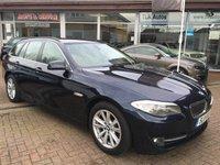 2011 BMW 5 SERIES 520D SE TOURING 5d 181 BHP £9995.00