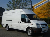 2010 FORD TRANSIT 2.4 350 Jumbo H/R Twin SLD 115 BHP Free UK Delivery £7950.00