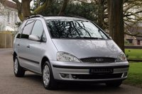 2004 FORD GALAXY 1.9 ZETEC TDI 5d AUTO 115 BHP £1990.00