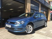 2013 VOLKSWAGEN GOLF 1.4 SE TSI BLUEMOTION TECHNOLOGY DSG 5d AUTO 120 BHP FRONT & REAR PARKING SENSORS   £SOLD