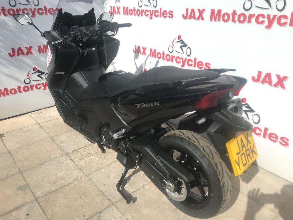2019 Yamaha Tmax 530 CC Scooter £9,949