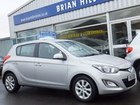 2013 HYUNDAI I20 1.2 STYLE 5d (5000mls only) £7595.00