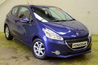 2013 PEUGEOT 208 1.4 HDI ACTIVE 3d 68 BHP **ZERO TO TAX** £5500.00