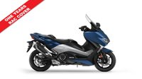 USED 2018 YAMAHA TMAX DX 530cc Scooter New 'bike.  Delivery anywhere in UK - £130.80