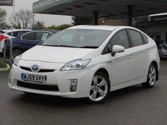 2009 TOYOTA PRIUS 1.8 T SPIRIT VVT-I 5d AUTO 136 BHP £10000.00