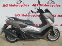 USED 2018 YAMAHA NMAX 125  Delivery anywhere in UK - £130.80