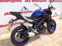 USED 2019 YAMAHA MT 125 Yamaha MT-125 ABS + FREE ACCESSORY PACK WORTH OVER £100! Delivery anywhere in UK from £130 plus VAT