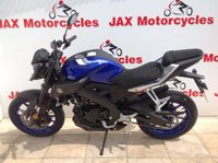 USED 2018 YAMAHA MT 125 ABS. New 'bike. Two years manufacturers warranty. One years RAC cover.  Delivery anywhere in UK - £130.80