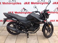 USED 2018 YAMAHA YS125 PRE REG.  Two years manufacturers warranty.  One years RAC cover. New 'bike.  Delivery anywhere in UK - £130.80