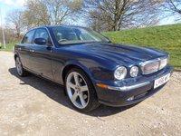 2006 JAGUAR XJ 2.7 TDVI SOVEREIGN 4d AUTO 206 BHP INDIGO BLUE, IVORY LEATHER £7990.00