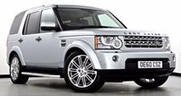 2011 LAND ROVER DISCOVERY 4 3.0 TDV6 HSE 5dr Auto £26495.00