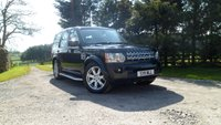 2011 LAND ROVER DISCOVERY 3.0 4 SDV6 GS 5d AUTO 245 BHP £17995.00