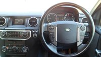 USED 2011 11 LAND ROVER DISCOVERY 3.0 4 SDV6 GS 5d AUTO 245 BHP Many Options Fitted