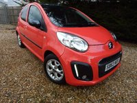 USED 2014 63 CITROEN C1 1.0 PLATINUM 5d 67 BHP **Very Low Insurance! *REDUCED TO £5495!!* **