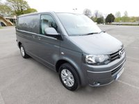 2015 VOLKSWAGEN TRANSPORTER T28 2.0TDI 140PS SWB HIGHLINE £18495.00
