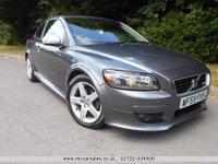 2009 VOLVO C30 1.6 D DRIVE R-DESIGN 3d 109 BHP £6995.00